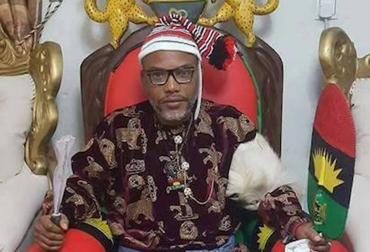 2023: Reject Bola Tinubu's presidential ambition – Nnamdi Kanu warns Nigerians