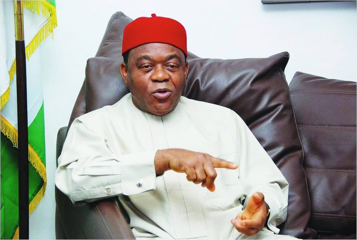 2023: Why I will quit politics for Abia youths - Senator Orji
