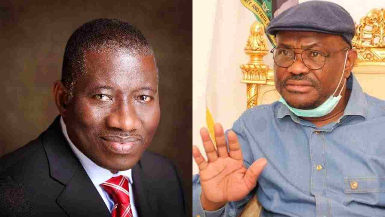 2023: Wike gives Jonathan condition to support his Presidential Ambition