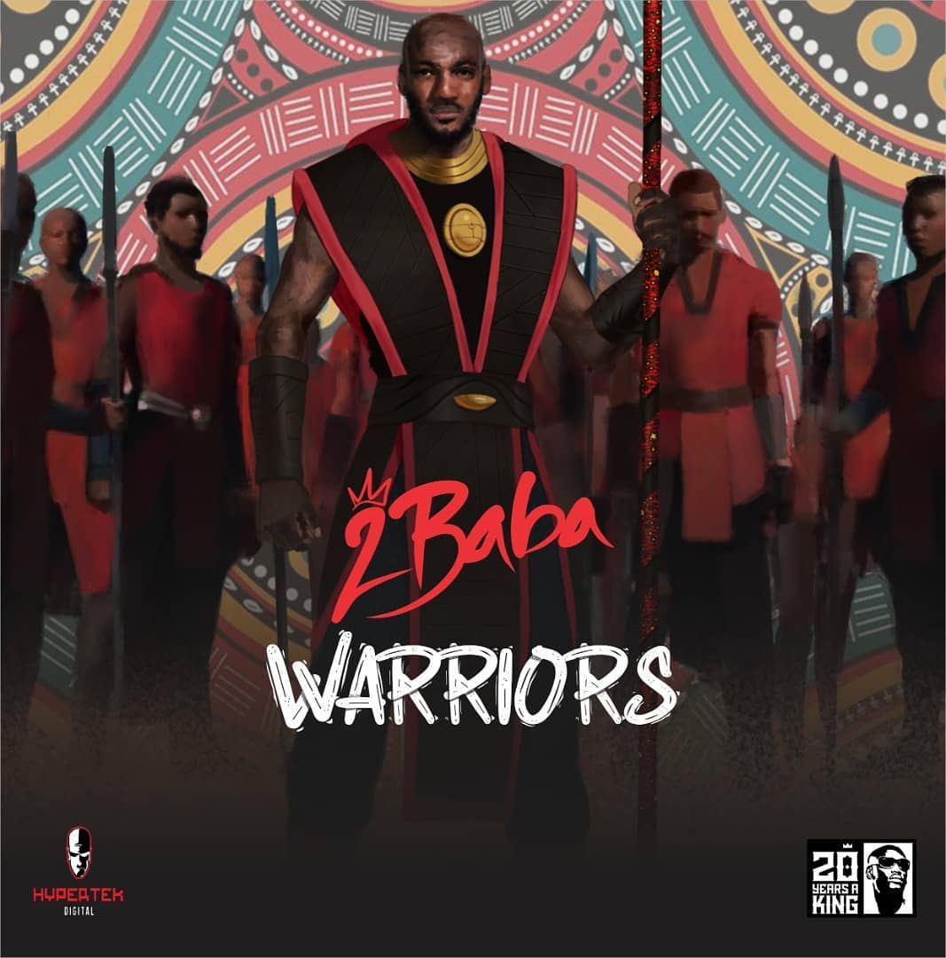 2Baba Ft. Burna Boy - We Must Groove