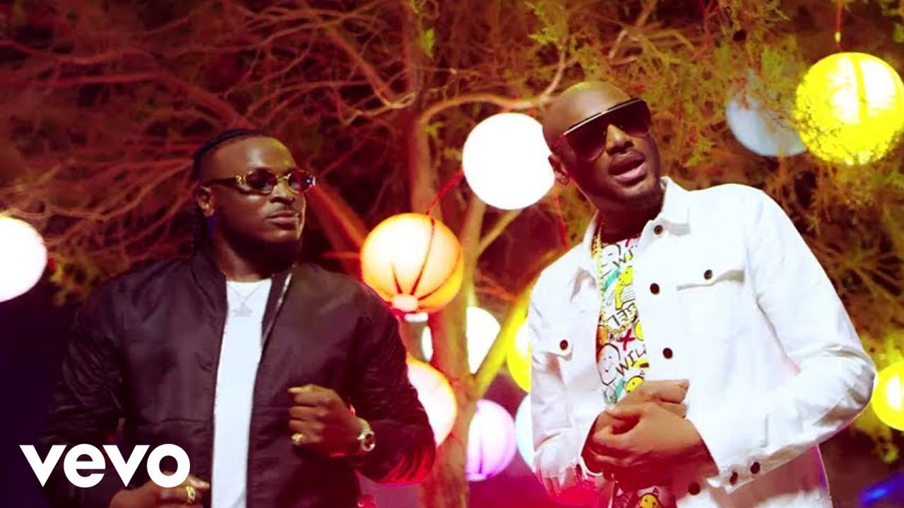 2Baba Ft. Peruzzi - Amaka (Official Video)