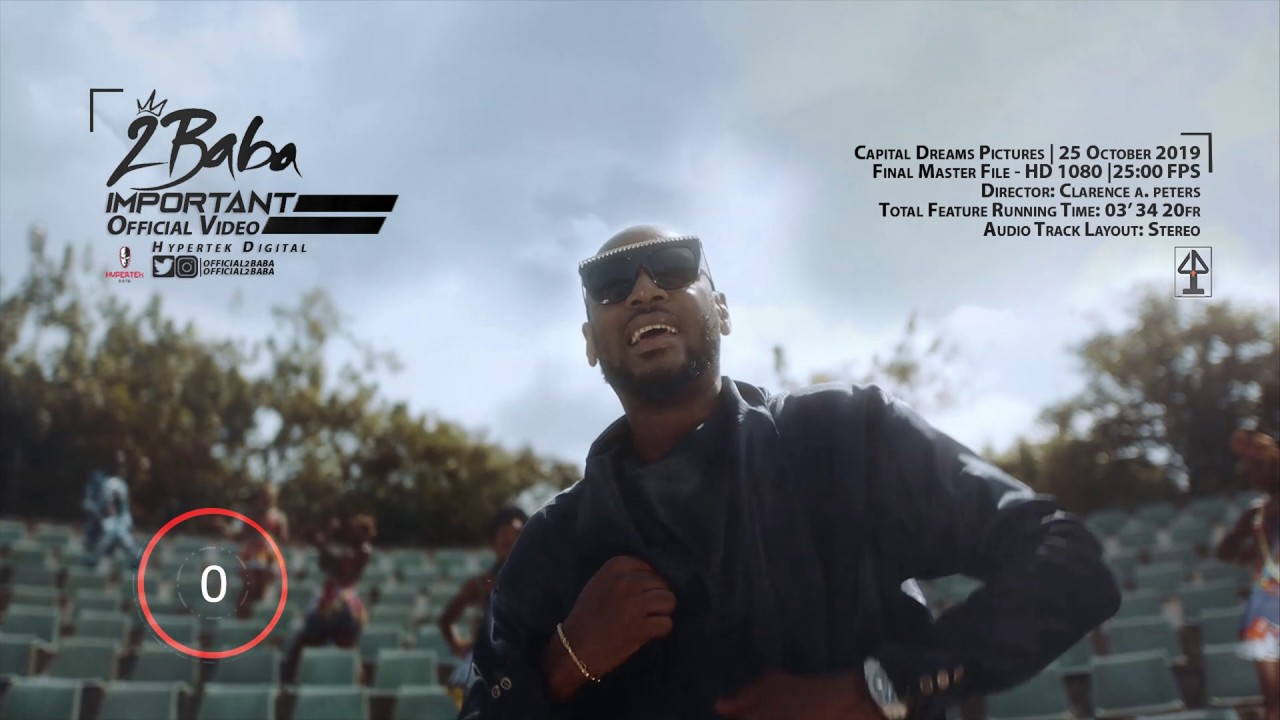 2Baba - Important (Official Video)