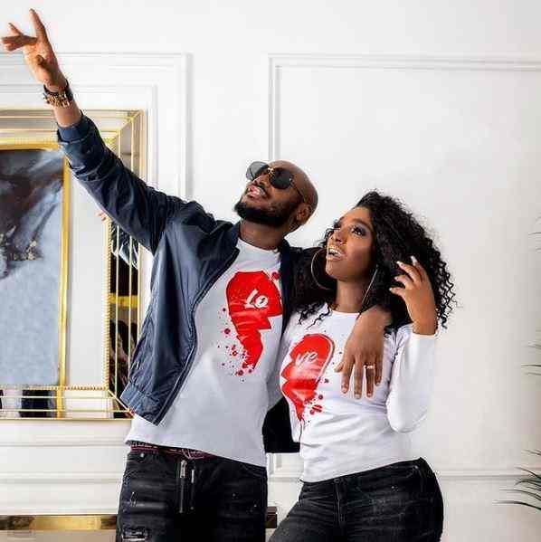 2baba pens sweet note to wife, Annie Idibia on their wedding anniversary, shares throwback photos
