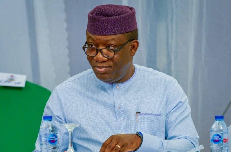 362 Ghost Workers earning N20Million Monthly discovered in Ekiti State