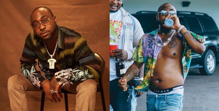 """6 Packs is Overrated, I would Rather Have the Bag"" - Davido says"