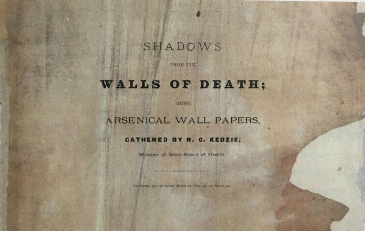 A Book That Can Literally Kill You– Shadows From The Walls Of Death