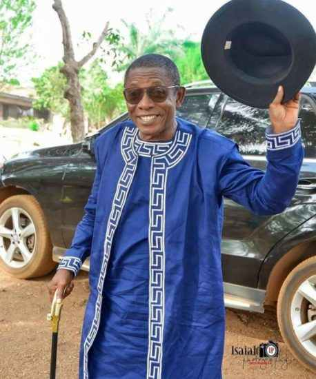 Actor, Nkem Owoh pens tribute to late colleague, Sam Loco Efe