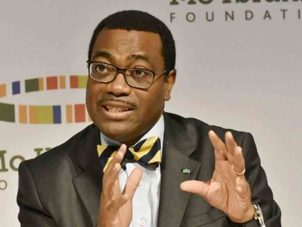 AfDB President, Adesina reveals how Nigeria can be restructured