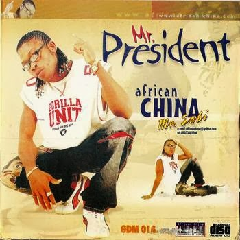 African China - Mr President