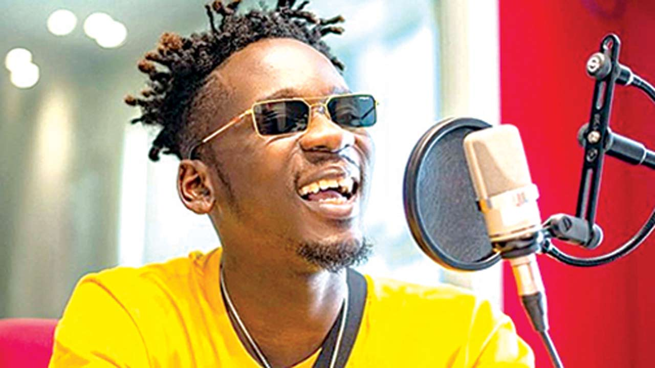 "African Entertainment Stakeholders Must Collaborate Or Risk Slavery"" - Mr Eazi"