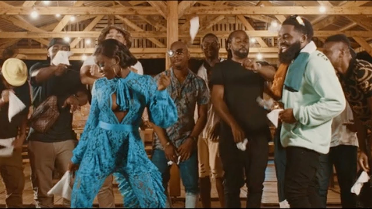VIDEO!: Afro B Ft. Wande Coal - Amina (Remix)