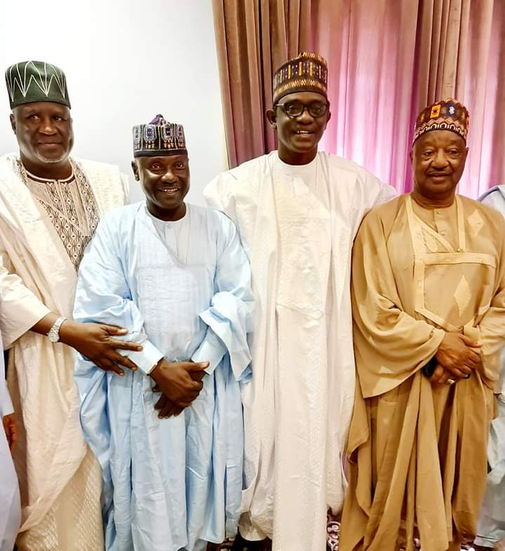 Again, PDP suffers another Political Setback in Yobe as Maikwano defects to APC