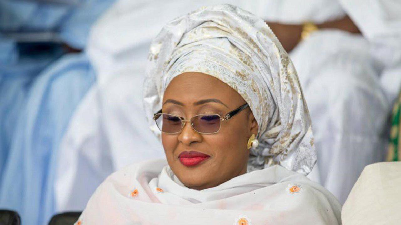 Aisha Buhari flown to Dubai for Neck Pain Treatment