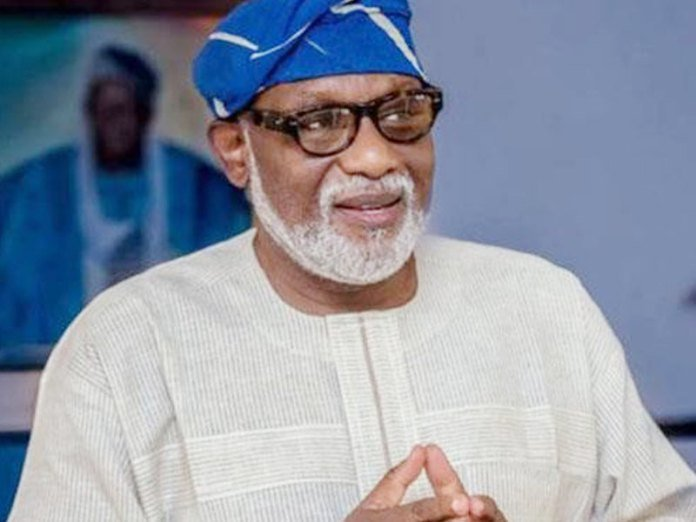 Ajayi Received N13m Monthly Yet He Betrayed Me, Says Akeredolu