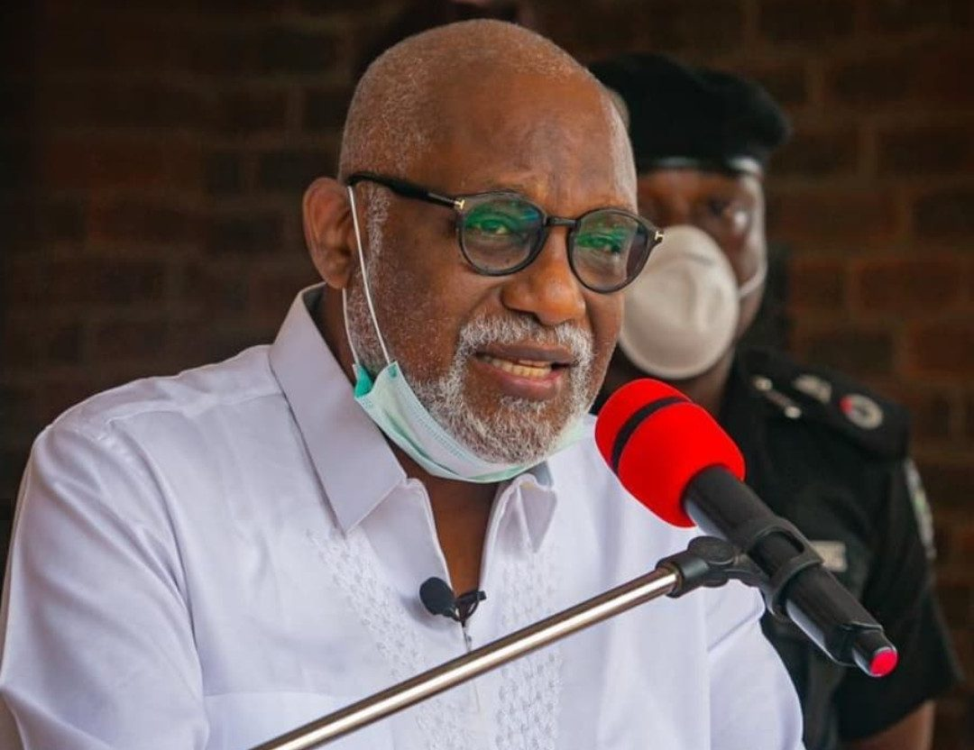 Akeredolu Promises To Create More Local Govts If Reelected