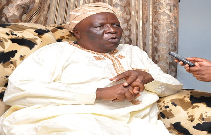Akirun of Ikirun, Oba Adewale is Dead