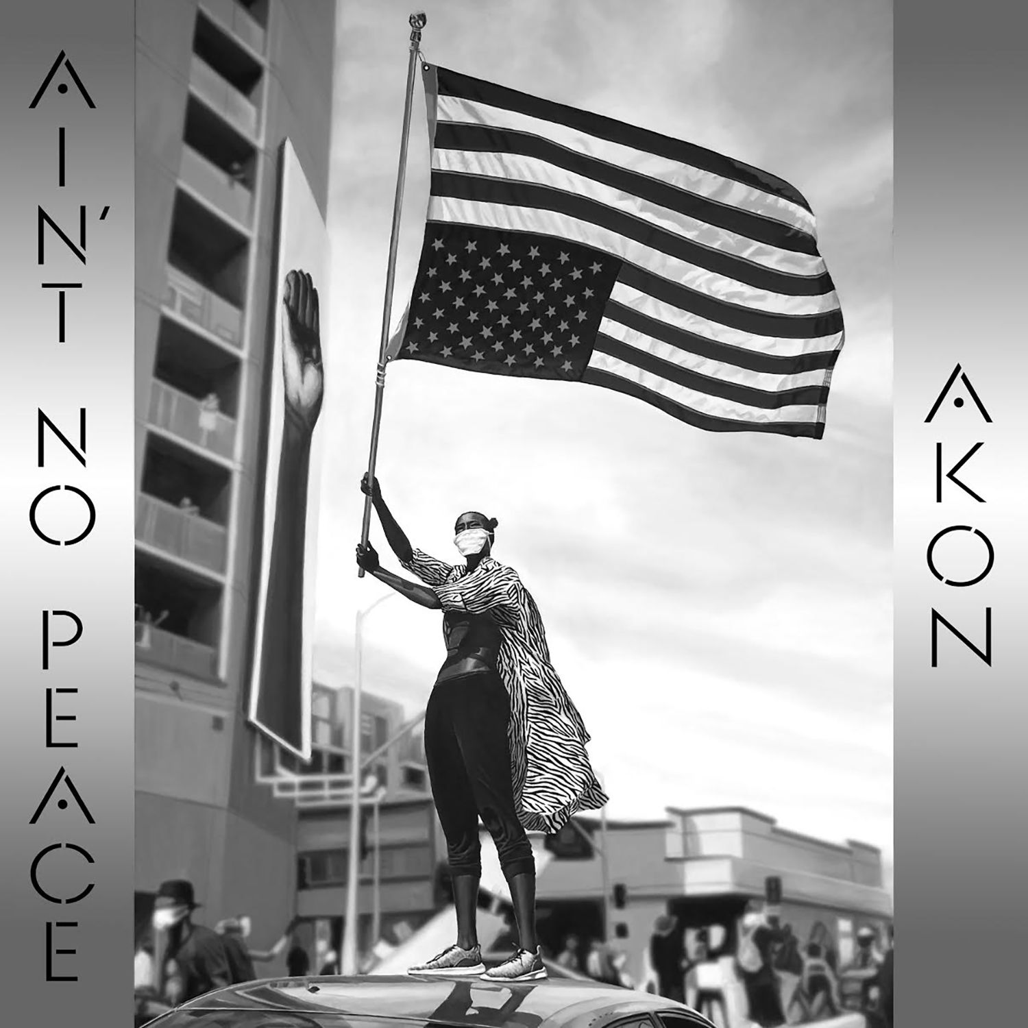 Akon - Ain't No Peace (Full Album)
