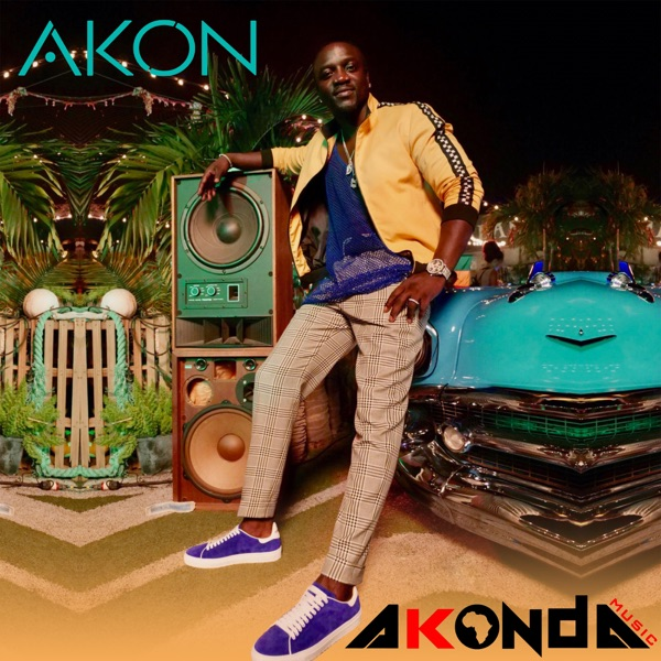 Akon - Akonda (Full Album, All Tracks)