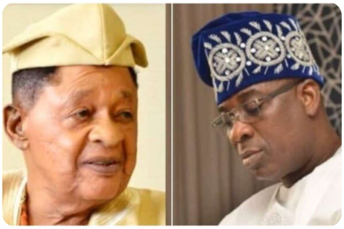 Alaafin Of Oyo Might Strip Kwam 1 Of Mayegun Title