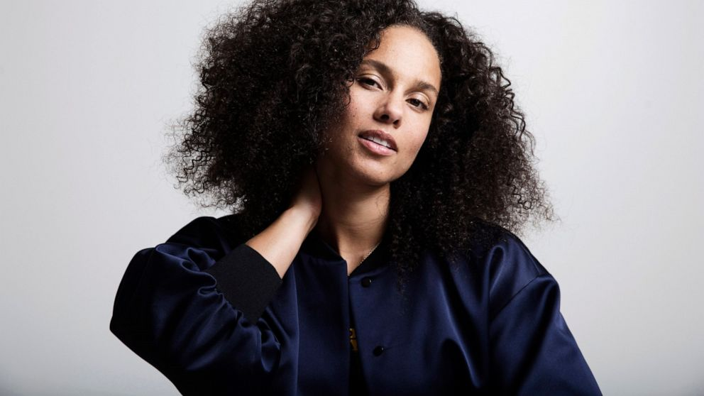 Alicia Keys set to Release new Album titled 'Alicia'