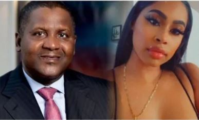 Aliko Dangote Reveal How His American Ex-Girlfriend Tried To Extort $5 Million From Him