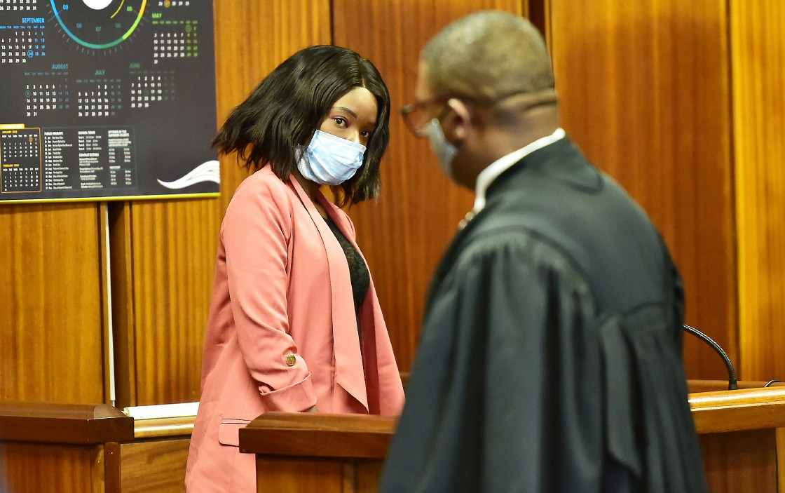 Alleged victim of Nigerian pastor, Timothy Omotoso says she was kicked out of mission house after she refused to continue performing sexual acts on him