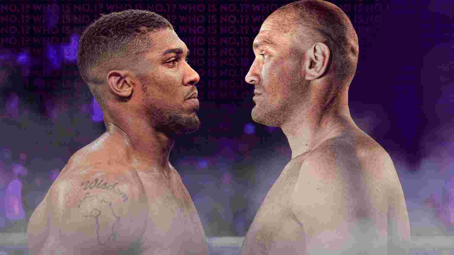 Anthony Joshua vs Tyson Fury: Mike Tyson Predicts Winner of Heavyweight Fight