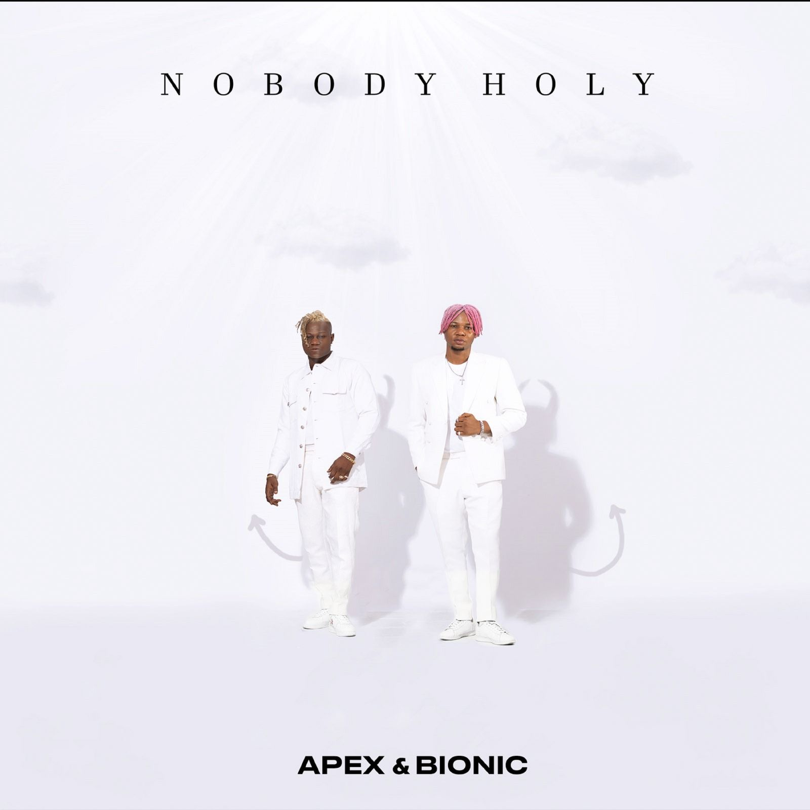 Apex and Bionic - Nobody Holy (Full Album)