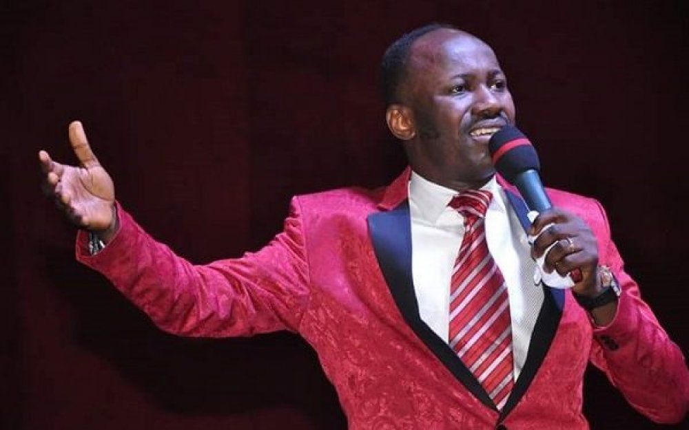 Buhari, Governors Not Taking COVID-19 Vaccines – Apostle Suleiman