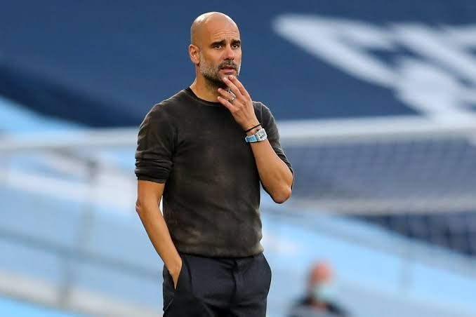 ARAB MONEY: Pep Guardiola Pens New Lucrative Contract At Manchester City Until 2023