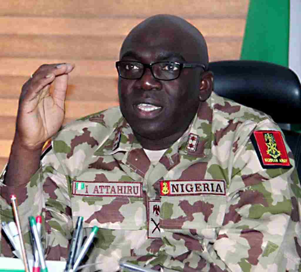 Army Chief, Attahiru is set to storm Dikwa amid Boko Haram takeover