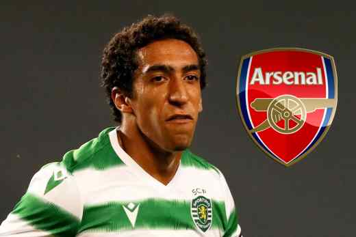 Arsenal Close To Sealing Summer Deal For Sporting Lisbon's Tomas