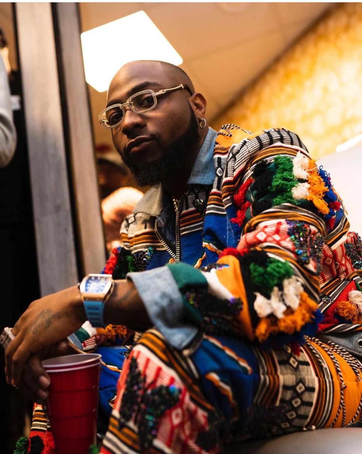 As Bad As The Pandemic Was, It's Given Us 'A Better Time', Davido Reveals!