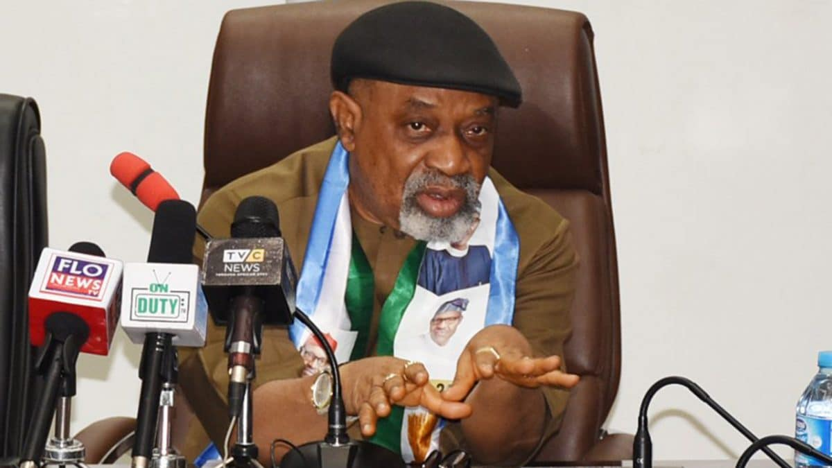 ASUU Strike: Ngige Denies Federal Goverment's Plan To Replace IPPIS