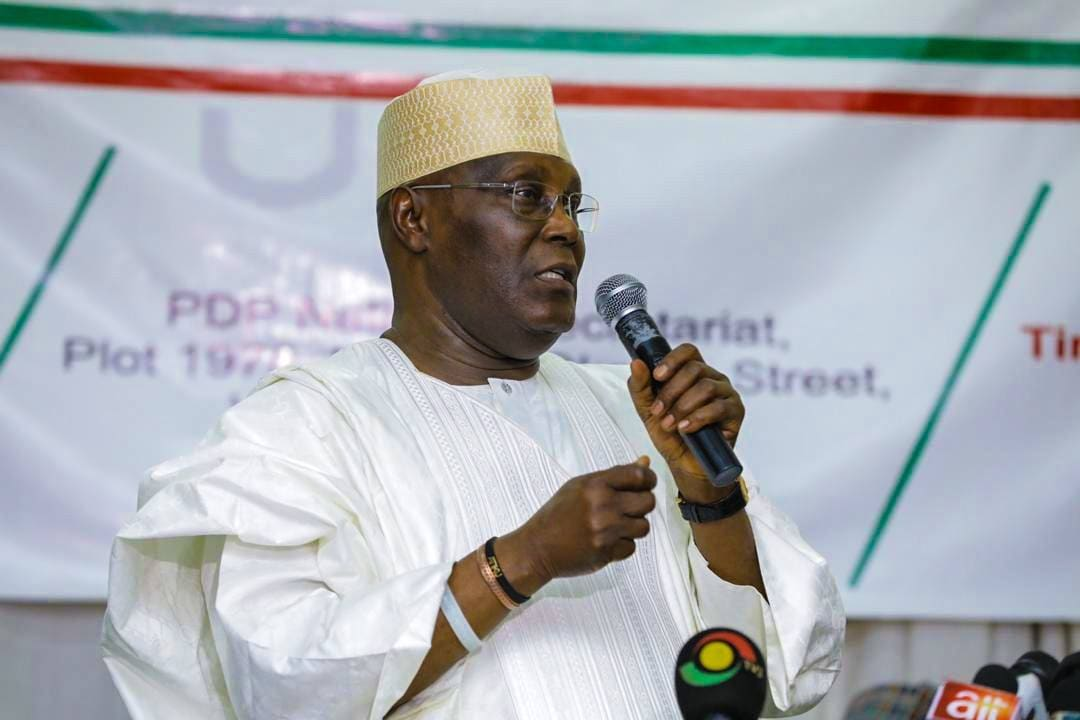 Atiku says he has not Discussed about Contesting in 2023 Presidential Election