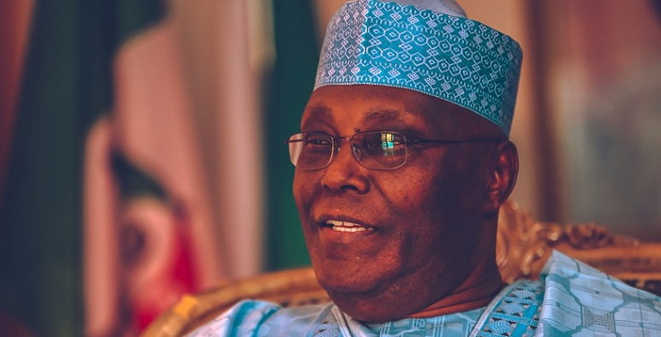 Atiku tells FG to give each Nigerian Household N10,000 in Fight against Coronavirus