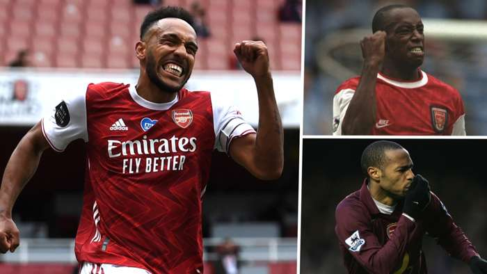 'Aubameyang can't Catch Henry and Wright but can be a Legend' - Keown says