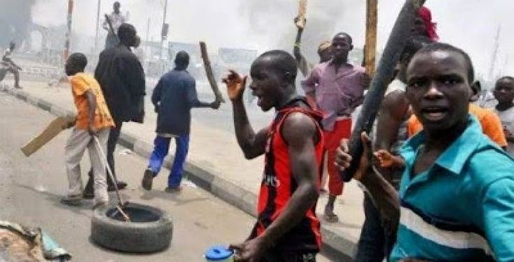 AwalaBoys: Teenage Hoodlums Terrorise Lagos Community, Killed Three
