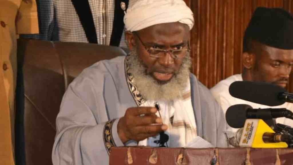 Bandits are peaceful people, victims of circumstances - Sheikh Gumi