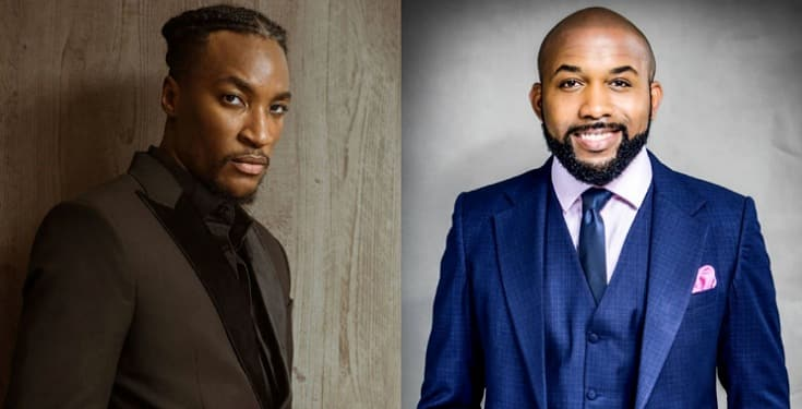 Banky W Reacts as actor Akah Nnani Blames Chinese Doctors for increase in COVID-19 in Nigeria