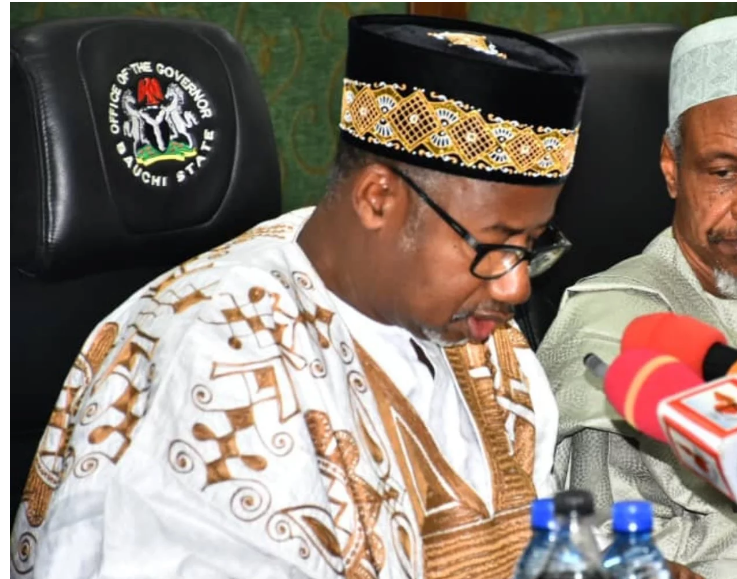 Bauchi Governor's Principal Private Secretary, Kirfi resigns