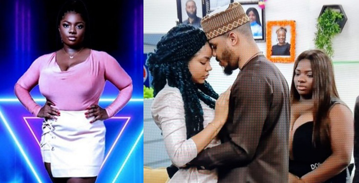#BBNaija: Dorathy clears Air on perceived Love Triangle with Ozo and Nengi