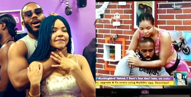 #BBNaija: Kiddwaya is really Handsome but he's Someone I can never like 'Like That' - Nengi