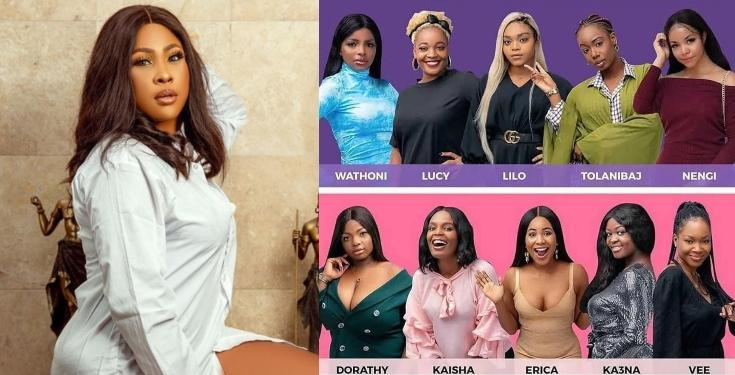 #BBNaija: Most of the Female Housemates are Fortified with Kayamata - Actress Nnaji Charity Reveals