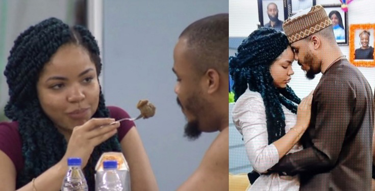 #BBNaija: Nengi reveals biggest Lie she ever told Ozo and Why she cried on Sunday