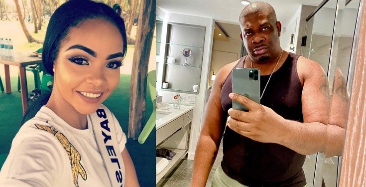 #BBNaija: Why I stopped crushing on Don Jazzy - Nengi