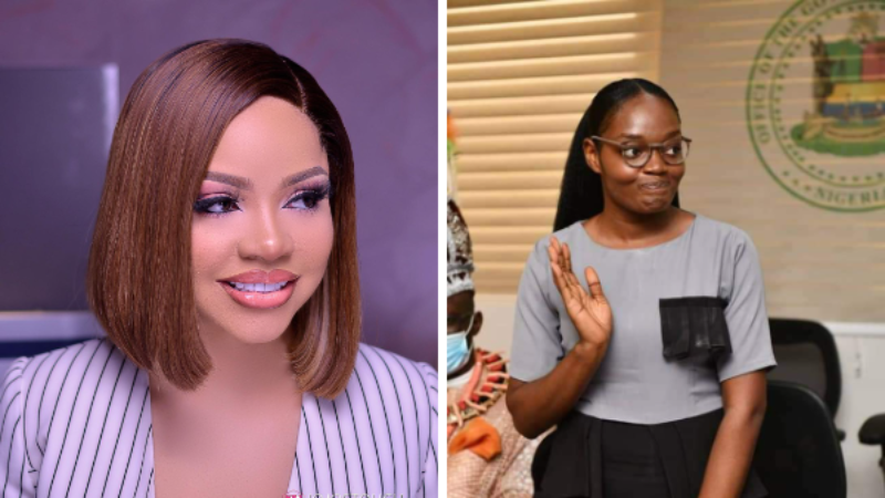BBNaija's Nengi Removed as Face of Bayelsa Girl Child, as Governor Names 1st Class Law Graduate as Replacement