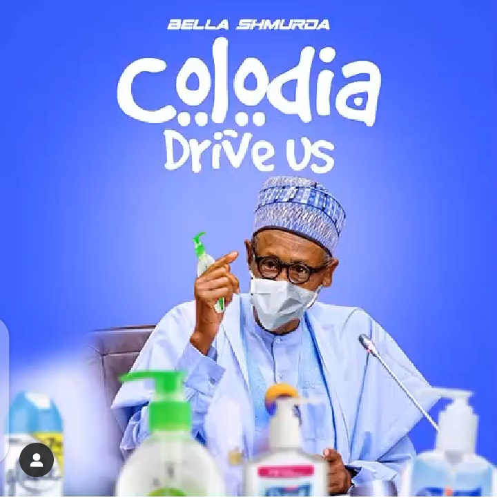 Bella Shmurda - Colodia Drive Us