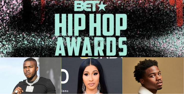 BET Hip Hop Awards 2020: See Full List of Winners