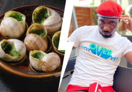 BEWARE! If You Love Eating SNAIL In Hotels, Timi Dakolo Has An Advice For You